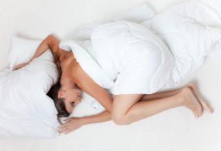 polozaj spavanja
